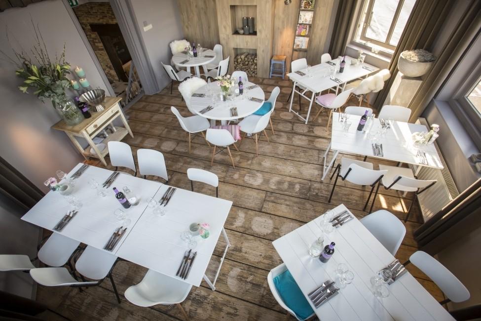De Keuken Schagerbrug : Restaurant brasserie de keuken